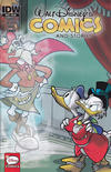 Cover for Walt Disney's Comics and Stories (IDW, 2015 series) #723