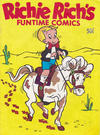 Cover for Richie Rich's Funtime Comics (Magazine Management, 1970 ? series) #R1510