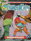 Cover for ThunderCats (Marvel UK, 1987 series) #20