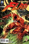 Cover Thumbnail for The Flash (2011 series) #9 [Tony S. Daniel / Sandu Florea Cover]