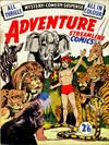 Cover for Adventure Streamline Comics (Streamline, 1950 ? series) #[nn]