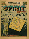 Cover Thumbnail for The Spirit (1940 series) #5/10/1942 [Newark [New Jersey] Star Ledger edition]