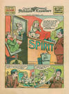 Cover Thumbnail for The Spirit (1940 series) #12/6/1942 [Odgen [Utah] Standard Examiner edition]