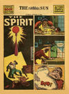 Cover Thumbnail for The Spirit (1940 series) #1/3/1943 [Baltimore Sun edition]