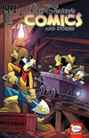 Cover for Walt Disney's Comics and Stories (IDW, 2015 series) #723 [Retailer Incentive variant]