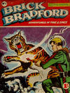 Cover for Brick Bradford (World Distributors, 1959 series) #4