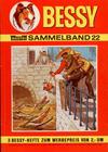 Cover for Bessy Sammelband (Bastei Verlag, 1966 ? series) #22
