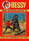 Cover for Bessy Sammelband (Bastei Verlag, 1966 ? series) #16