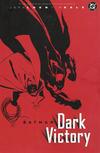 Cover Thumbnail for Batman: Dark Victory (2002 series)  [Third Printing]