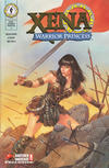 Cover for Xena: Warrior Princess (Dark Horse, 1999 series) #1 [Another Universe Exclusive]