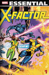 Cover Thumbnail for Essential X-Factor (2005 series) #1 [Second Edition]