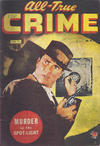 Cover for All True Crime Cases Comics (Bell Features, 1948 series) #36