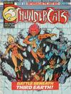 Cover for ThunderCats (Marvel UK, 1987 series) #19
