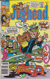 Cover for Jughead (Archie, 1987 series) #25 [Newsstand]