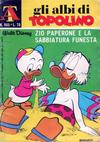 Cover for Albi di Topolino (Arnoldo Mondadori Editore, 1967 series) #955