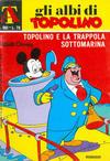 Cover for Albi di Topolino (Arnoldo Mondadori Editore, 1967 series) #961
