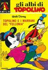 Cover for Albi di Topolino (Arnoldo Mondadori Editore, 1967 series) #967