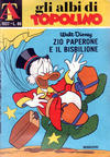 Cover for Albi di Topolino (Arnoldo Mondadori Editore, 1967 series) #1027