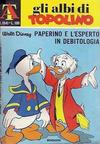 Cover for Albi di Topolino (Arnoldo Mondadori Editore, 1967 series) #1041