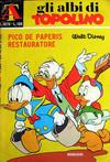 Cover for Albi di Topolino (Arnoldo Mondadori Editore, 1967 series) #1070