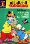Cover for Albi di Topolino (Arnoldo Mondadori Editore, 1967 series) #1071