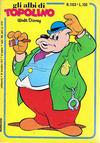 Cover for Albi di Topolino (Arnoldo Mondadori Editore, 1967 series) #1103