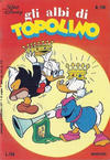 Cover for Albi di Topolino (Arnoldo Mondadori Editore, 1967 series) #1191