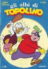 Cover for Albi di Topolino (Arnoldo Mondadori Editore, 1967 series) #1204