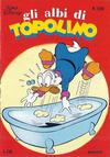 Cover for Albi di Topolino (Arnoldo Mondadori Editore, 1967 series) #1209