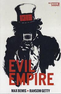 Cover Thumbnail for Evil Empire (Boom! Studios, 2014 series) #2