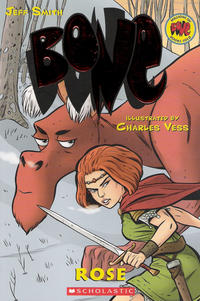 Cover Thumbnail for Bone - Rose (Scholastic, 2009 series)