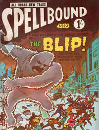 Cover Thumbnail for Spellbound (L. Miller & Son, 1960 ? series) #42