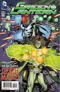 Cover Thumbnail for Green Lantern (DC, 2011 series) #44