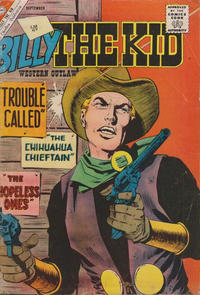 Cover Thumbnail for Billy the Kid (Charlton, 1957 series) #30 [British]