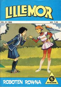 Cover Thumbnail for Lillemor (Serieforlaget / Se-Bladene / Stabenfeldt, 1969 series) #23/1988