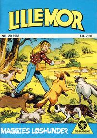 Cover Thumbnail for Lillemor (Serieforlaget / Se-Bladene / Stabenfeldt, 1969 series) #20/1988