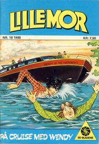 Cover Thumbnail for Lillemor (Serieforlaget / Se-Bladene / Stabenfeldt, 1969 series) #18/1988