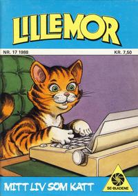 Cover Thumbnail for Lillemor (Serieforlaget / Se-Bladene / Stabenfeldt, 1969 series) #17/1988