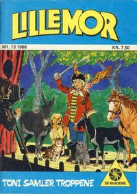 Cover Thumbnail for Lillemor (Serieforlaget / Se-Bladene / Stabenfeldt, 1969 series) #13/1988
