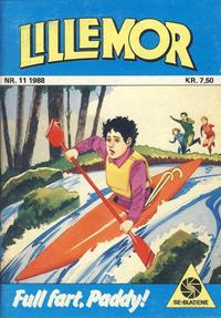 Cover Thumbnail for Lillemor (Serieforlaget / Se-Bladene / Stabenfeldt, 1969 series) #11/1988