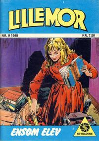 Cover Thumbnail for Lillemor (Serieforlaget / Se-Bladene / Stabenfeldt, 1969 series) #9/1988