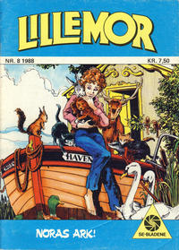 Cover Thumbnail for Lillemor (Serieforlaget / Se-Bladene / Stabenfeldt, 1969 series) #8/1988