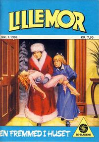 Cover Thumbnail for Lillemor (Serieforlaget / Se-Bladene / Stabenfeldt, 1969 series) #3/1988