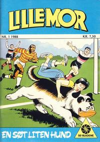 Cover Thumbnail for Lillemor (Serieforlaget / Se-Bladene / Stabenfeldt, 1969 series) #1/1988