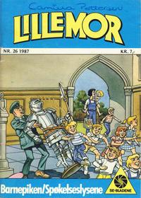 Cover Thumbnail for Lillemor (Serieforlaget / Se-Bladene / Stabenfeldt, 1969 series) #26/1987