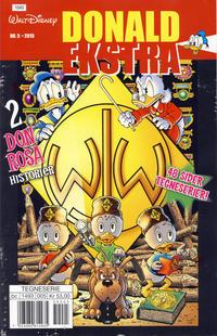 Cover Thumbnail for Donald ekstra (Hjemmet / Egmont, 2011 series) #5/2015