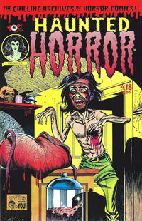Cover Thumbnail for Haunted Horror (IDW, 2012 series) #18