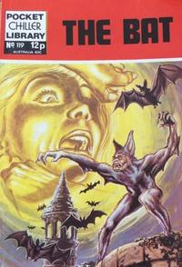 Cover Thumbnail for Pocket Chiller Library (Thorpe & Porter, 1971 series) #119
