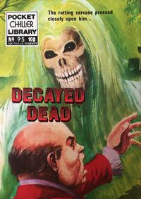 Cover Thumbnail for Pocket Chiller Library (Thorpe & Porter, 1971 series) #95