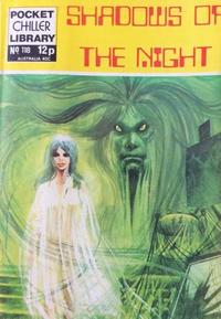 Cover Thumbnail for Pocket Chiller Library (Thorpe & Porter, 1971 series) #118